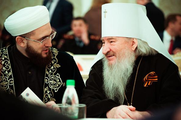 Митрополит Феофан: «У нас нет противостояния православных и мусульман»