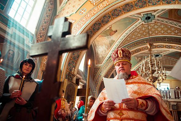 В Казанской епархии молитвенно помянули людей, умерших от СПИДа