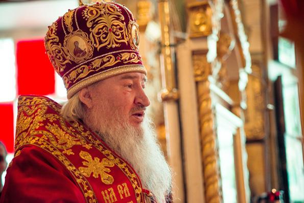 Проповедь митрополита Феофана в Неделю 4-ю по Пасхе, о расслабленном
