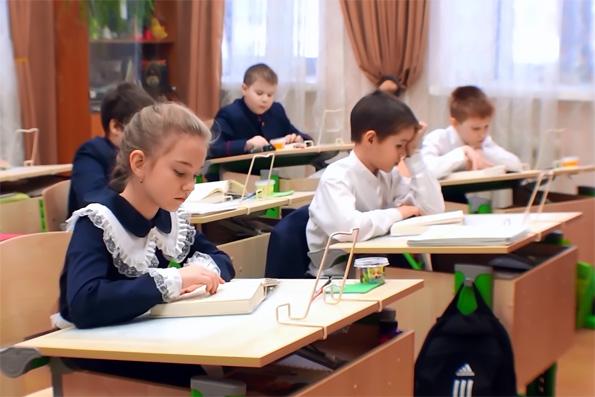 Фильм о православной гимназии имени святителя Гурия Казанского
