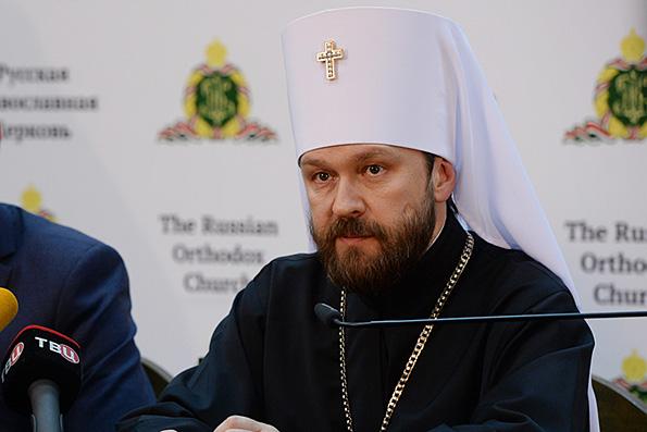 Митрополит Иларион: решения Всеправославного Собора будут легитимными только в случае участия в нем всех Церквей