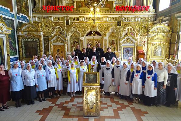 В Казани состоялся I Форум Ассоциации сестричеств милосердия Татарстанской митрополии