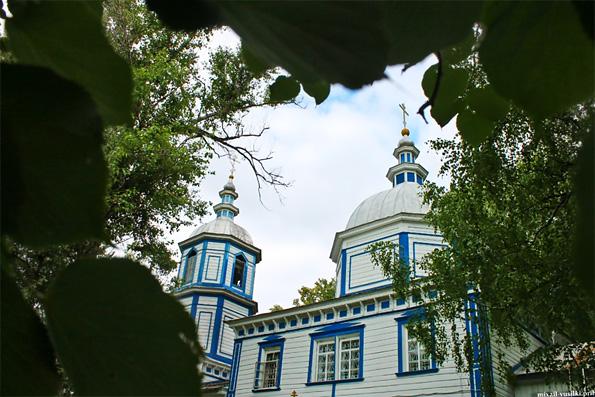 К 120-летию Свято-Гурьевского храма в селе Петьялы
