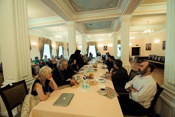 Круглый стол, посвященный истории Казанского образа Богородицы, состоялся в столице Татарстана