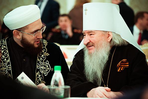 Поздравление главы Татарстанской митрополии мусульманам Республики Татарстан с праздником Ураза-байрам