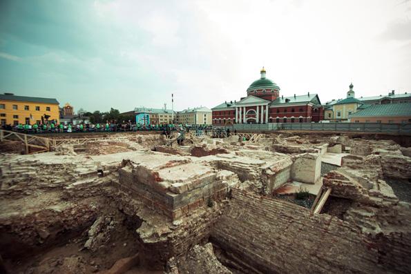 Татьяна Ларионова: «Собор пока восстанавливаем на народные деньги»