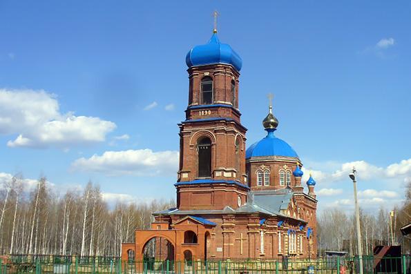 В Чистопольской епархии строится женский монастырь
