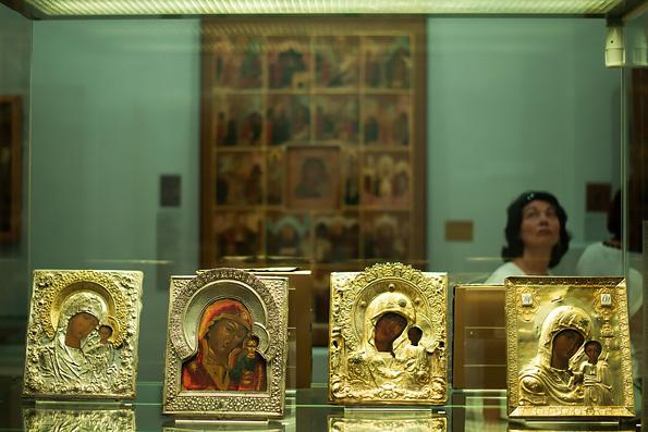 Живописная мастерская Казанского Богородицкого женского монастыря (1867–1928)