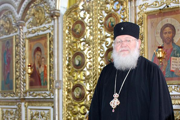 Первоиерарх Русской Зарубежной Церкви посетил Елабугу