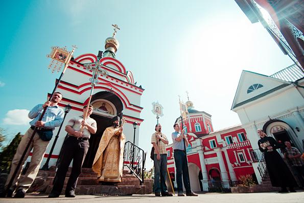 В Татарстанской митрополии прошли молитвенные торжества, посвященные Дню Крещения Руси