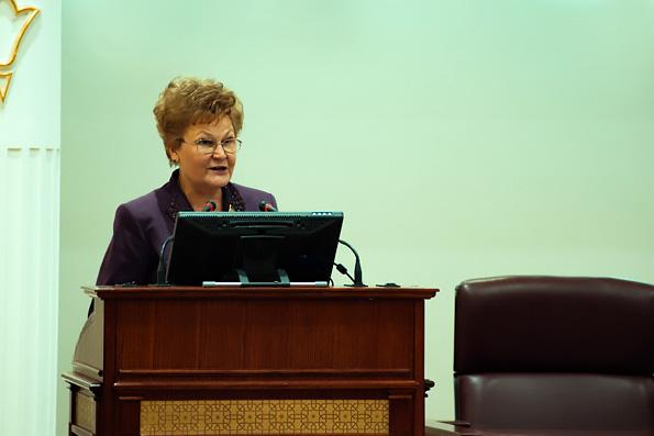 Татьяна Ларионова: «Нет никаких запретов ЮНЕСКО на воссоздание собора Казанской иконы Богоматери»