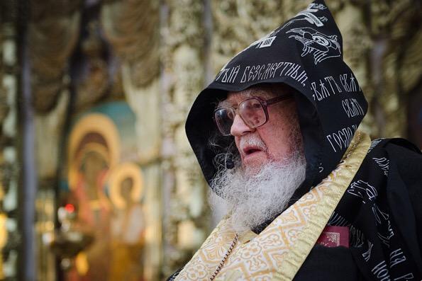 Скончался духовник Раифской обители схиигумен Сергий (Златоустов)
