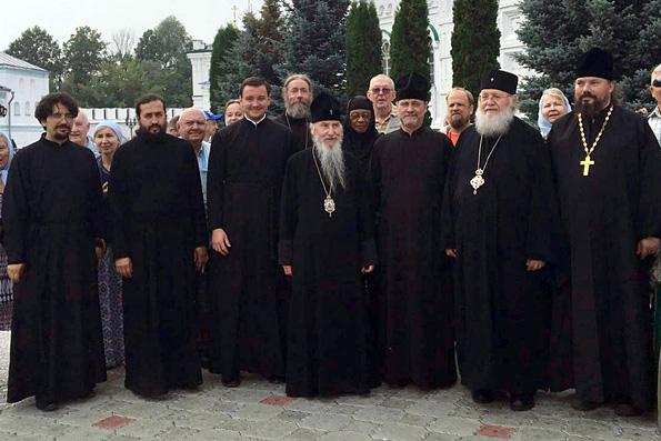 Архипастыри Зарубежной Церкви посетили храмы и монастыри Казани