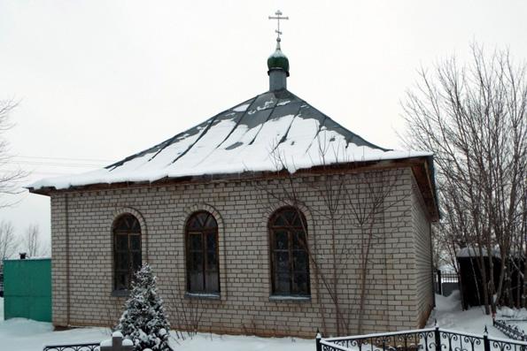Часовня Ксении Петербургской, город Набережные Челны