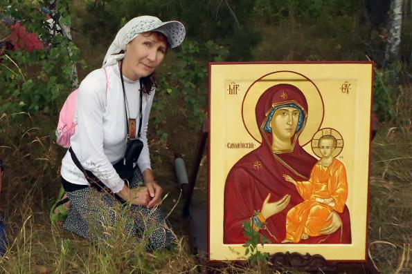 Тихогорский крестный ход глазами челнинских паломников