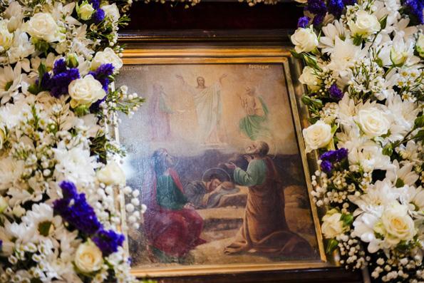 Проповедь митрополита Феофана в праздник Преображения Господня