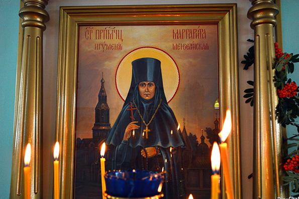 В городе Мензелинске почтили память преподобномученицы Маргариты