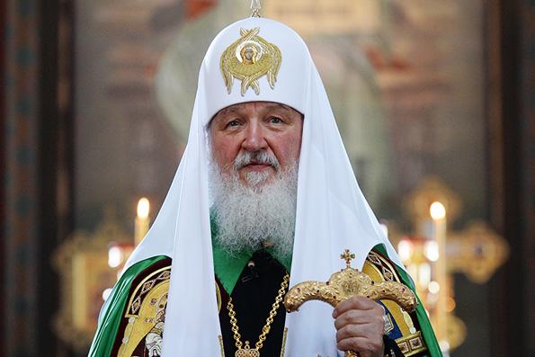 Патриарх Кирилл призвал облеченных властью осознать себя «кисточкой в руках Бога»