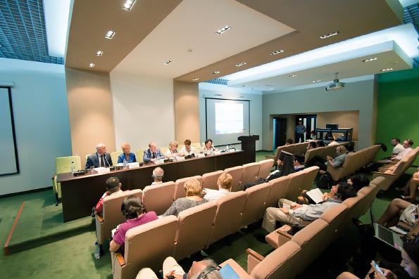 В Болгаре прошел круглый стол «Межнациональное и межконфессиональное согласие как залог успешного развития Республики Татарстан»