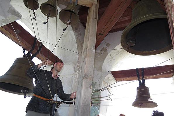 В Елабуге состоялся IХ Всероссийский фестиваль колокольного звона