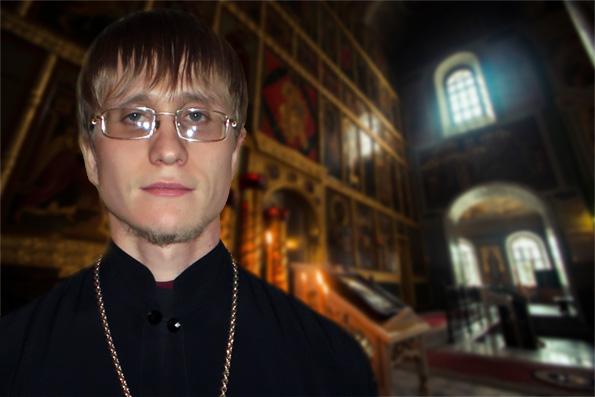 Священник Александр Махов: «Миссионером надо родиться»