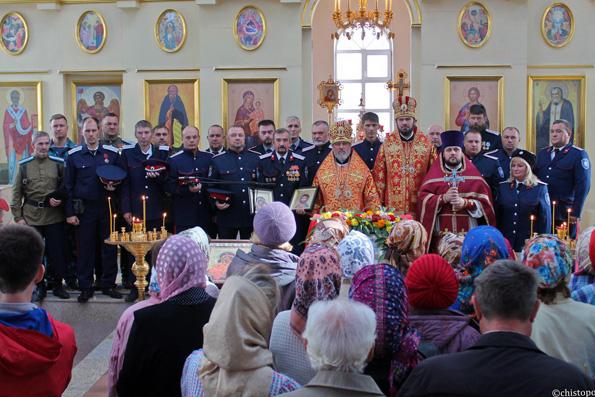В Нижнекамске обсудили вопросы взаимодействия Церкви и казачества в Татарстане