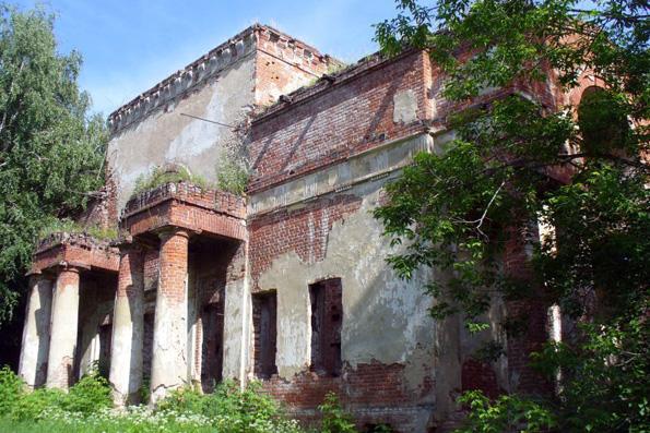 Храм апостолов Петра и Павла, село Хотня