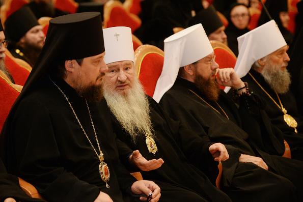 Делегация Татарстанской митрополии принимает участие в торжествах, посвященных 1000-летию русского монашества на Афоне