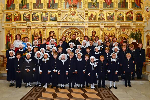 В православной гимназии Казани начался новый учебный год