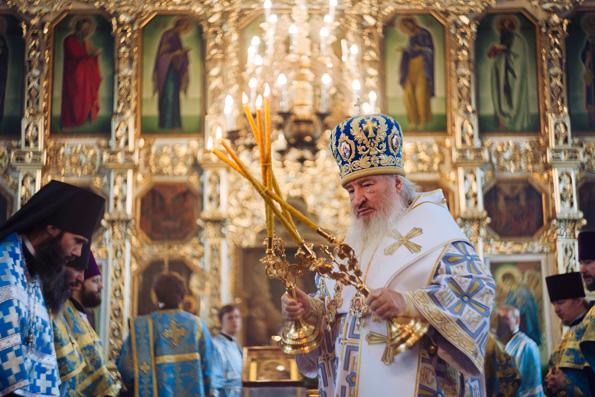 Начало учебного года в Казанской духовной семинарии отметили праздничным богослужением
