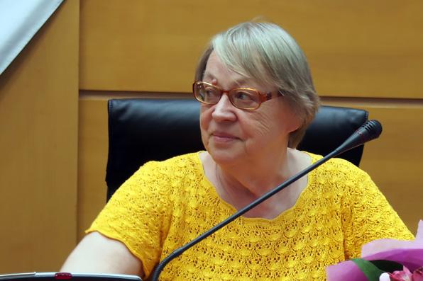Валентина Пестрикова: «Объединение светской и православной общественности — основная задача конкурса