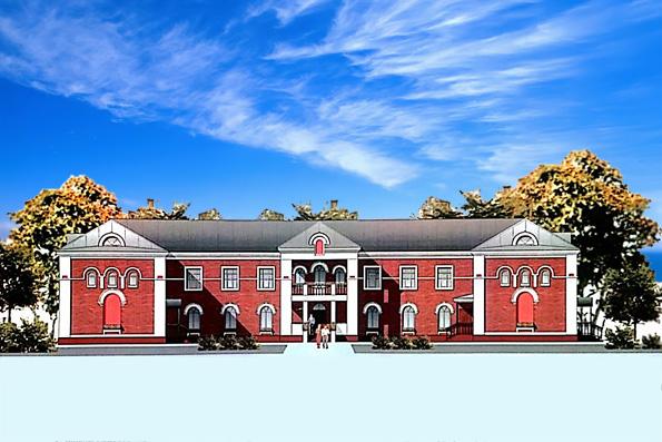 В приходе Варваринского храма Казани планируется построить новое здание воскресной школы