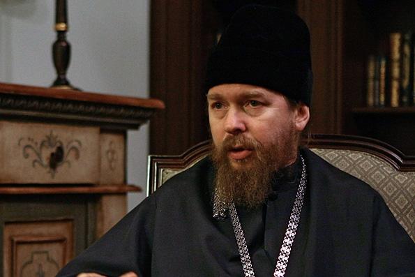 Музейная деятельность в Исаакиевском соборе сохранится и будет развиваться — епископ Тихон (Шевкунов)