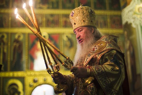 Митрополит Феофан: Самый дорогой подарок на Рождество — это молитва
