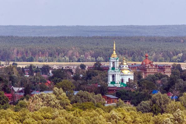 Собор Покрова Пресвятой Богородицы, город Елабуга