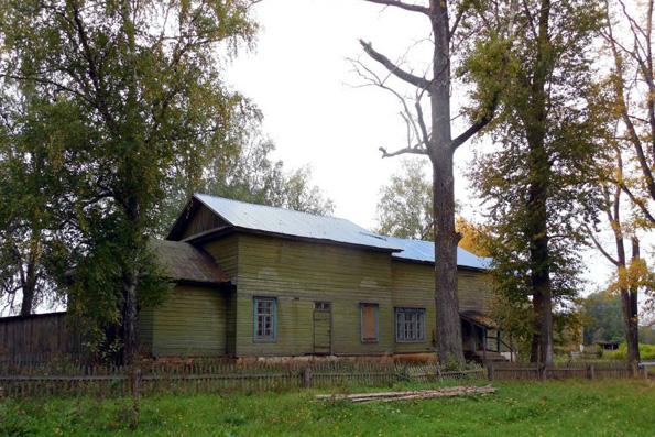 Храм святителя Николая Чудотворца, село Старая Чекалда