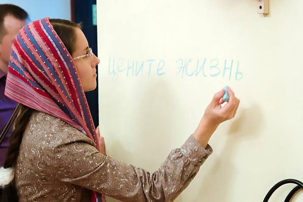 Элина Галиуллина: «Даже в блокадном Ленинграде женщины рожали, был сильный духовный настрой — выжить любой ценой».
