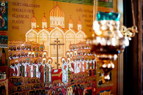 В Казани членам православной общины глухих рассказали о подвиге новомучеников и исповедников Церкви Русской