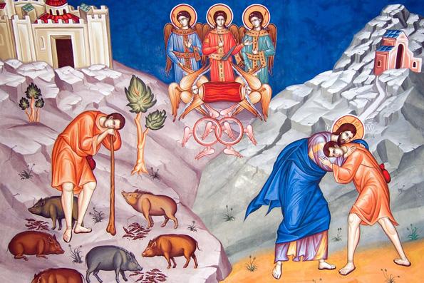 Идём в храм: зачем сегодня плакать на вавилонских реках и чему научит блудный сын