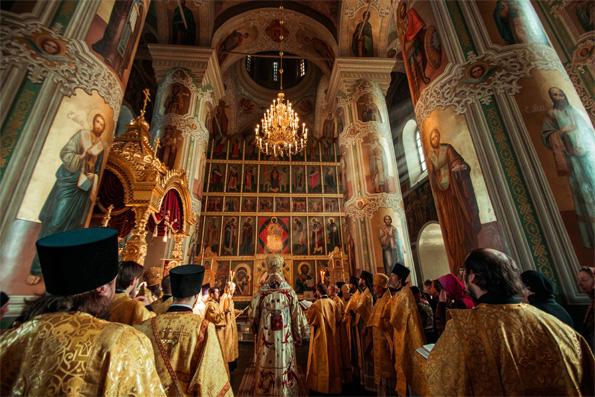 Шесть дней в пути: от Великого канона к Торжеству Православия