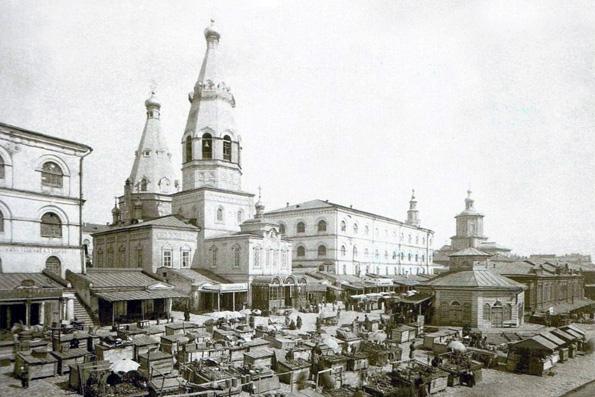 РПЦ получила отгосударства сооружение церкви вцентре Казани