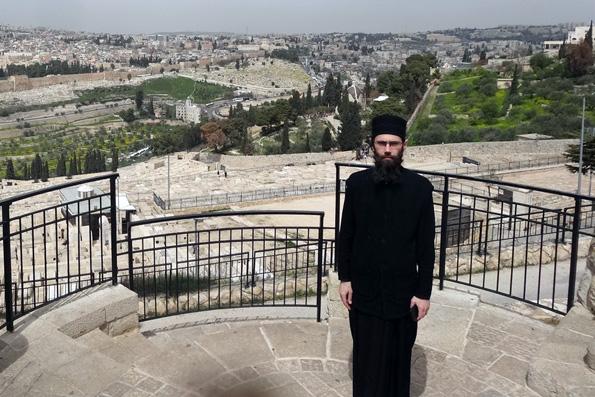 Паломничество к местам событий Священной истории