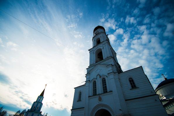 Молодежная группа Никольского собора Казани совершила паломничество в Раифский монастырь