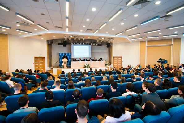 Духовенство Казанской епархии приняло участие во всероссийской конференции, посвященной межнациональным и межрелигиозным отношениям