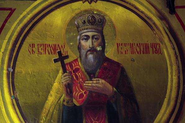 Святитель Варсонофий, Казанский чудотворец