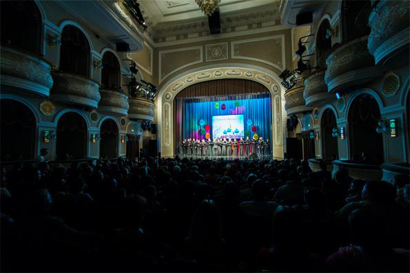 Религиозные лидеры и духовенство посетили Пасхальный концерт в столице Татарстана