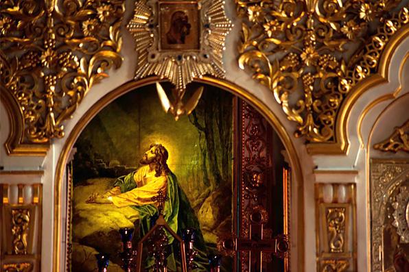 Размышления о страстях Христовых: как случилось, что Сын Божий был распят, как злодей и разбойник?