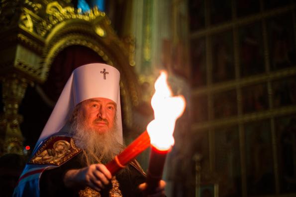 Пасхальное послание митрополита Казанского и Татарстанского Феофана