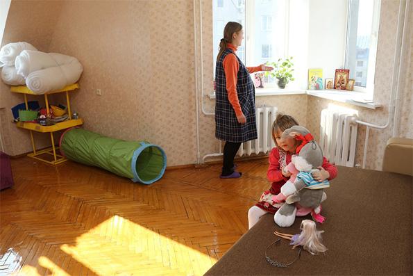 Дом для будущих мам: в Казани появился приют для беременных женщин
