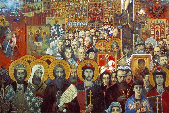 Православная Церковь — создатель и покровитель русской культуры